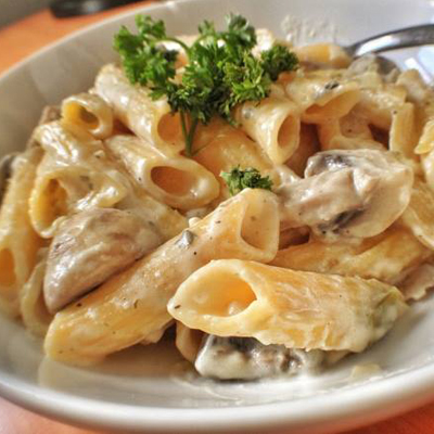 chicken riggatoni